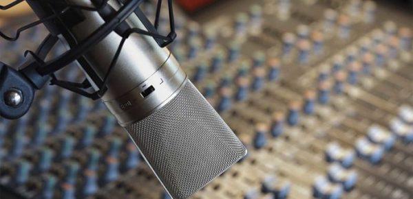 Micrófonos para radio