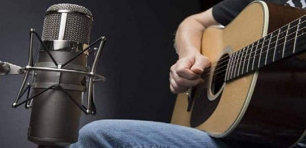 Micrófonos Para Guitarra Acústica