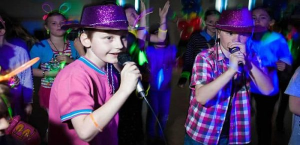 Micrófonos para Karaoke
